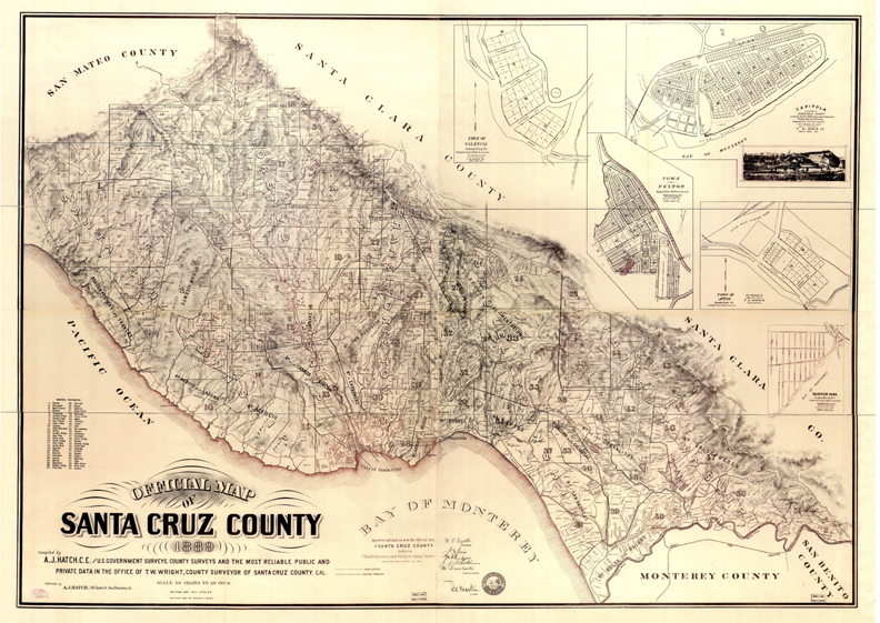 Serving santa Cruz County Since 1982